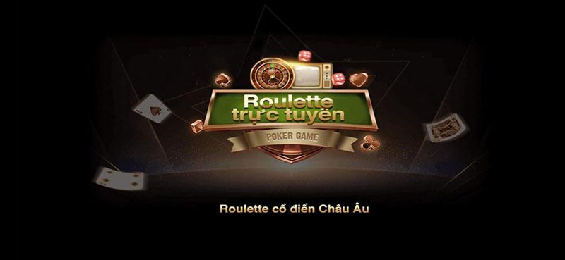 Roulette trực tuyến Cf68 ngày càng hấp dẫn người chơi